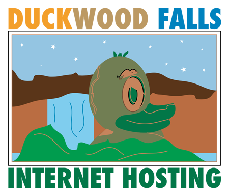 Duckwood Falls Internet Hosting